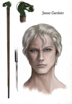 James Carstairs by leywan