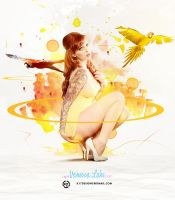 Mellow Sunshine by K17Designs