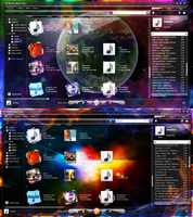WMP 12 Enigma for Windows 7. by Fiazi