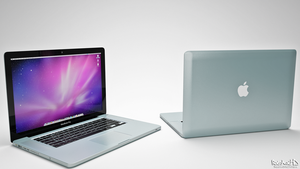 MacBook Pro by RatchetHD