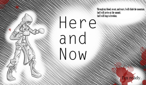 Here and Now by atlas-rabbit