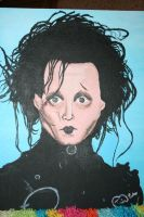 Edward Scissorhands by KrynyKrynKryn