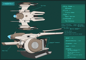 A-Gents Ship- Maltesse by Miha-Hime