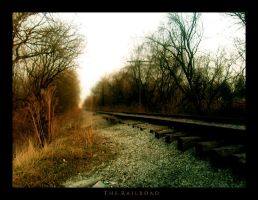 The Railroad by SEnigmaticX
