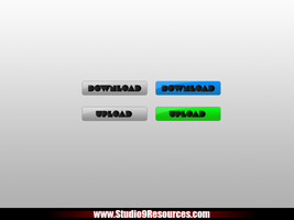 New DL UL Buttons Free PSD by KRONTM