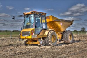 HDR Dumper Shot 2 by Nosferatus-Lair
