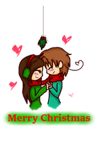 Merry Christmas (Breetaly) by Pandonic
