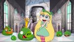 Star Butterfly and the Bad Piggies by ABToons