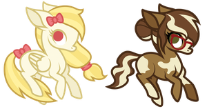 auction: natural beauties by ivyshire