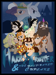 Harry Trotter and The Half-Baked Cupcake by Zackira