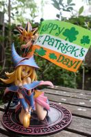 Yu-gi-oh Wishes You a Happy St. Patrick's Day by here-and-faraway