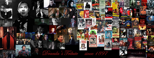Dracula's Tribute by TheDoctorWriter