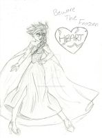 Beware the Frozen Heart by epicpenguin145