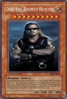 Dog the Bounty Hunter card by prfctcellrulz
