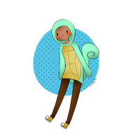 squirtle by xFireflowers