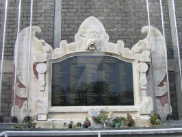 Bali Bombing Monument by evan-p