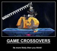 Game Crossovers by Ataeru-CDX