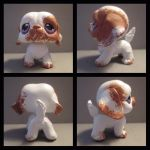 Clumber Spaniel by Blue-Eyes24
