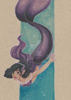 MerMay: Day 29 by chelleface90