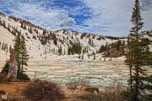 The Thawing of Lake Cathrine by mjohanson