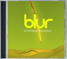 Blur CD covers - CHINESE BOMBS by andy2519
