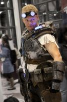 Gears of War 3: Baird by Markiemark425