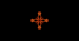 The Equal Armed Cross by Carnelian-Gray