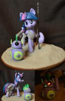Star Hors: Episode VII by PrototypeSpaceMonkey