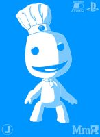 Pillsbury Sackboy by superJROlander