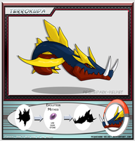 Alternative Evo: TERROKUDA by PEQUEDARK-VELVET