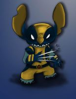 Wolverine's pet by kaladam