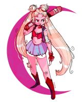 Tough Cookie Usagi by Hyacinth-Zofia