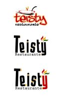 Teisty Restaurante Logo by cooledition