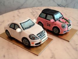 Car Toppers by Sliceofcake
