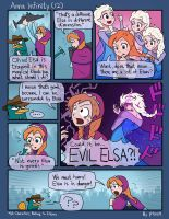 Anna Infinity (12) - So Many Elsa by phsueh