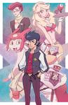 It's Space Dandy, Baby by marcotte