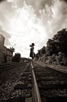 Train Tracks by Kaeldra-1