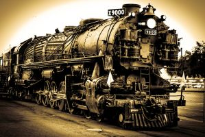 The Age of Steam by IntermissionNexus