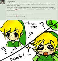 Ask Toon Link 8 by To0nLink