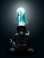 Anil, the Necromancer by Amanchu