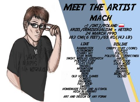 Meet the artist - Mach by Mach-Volt