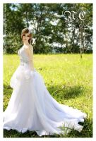 Bridal couture 1 by Nigelchia