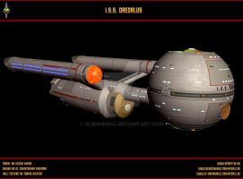 I.S.S. DAEDALUS - First Beauty-Shot by ulimann644