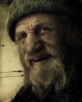 Old man 2 by Lazarus10101