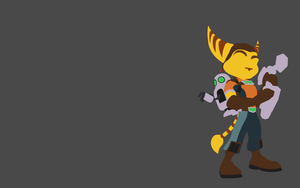 Ratchet and Clank 2 by dragonitearmy