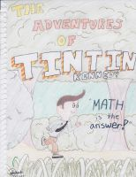 The Adventures of Tintin Kennedy by King-Doodles