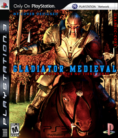 11-02-2013-my Cover Gladiator Medieval by Onbush