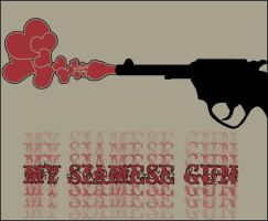 My Siamese Gun by ImpetualSunday