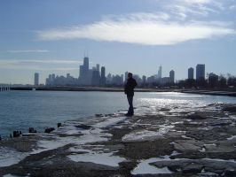 Chicago by rdubk