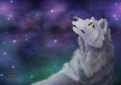 Im the one still here VIDEO with selective lyrics by EmberWolfsArt